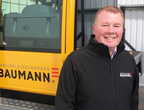 Baumann Welcomes New UK Dealer Manager