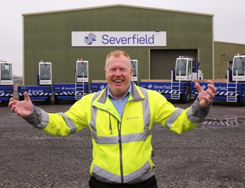 Severfield Makes Light Work Of Heavy Lifting