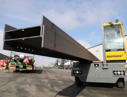 New Fleet For UK's Leading Steel Stockholder