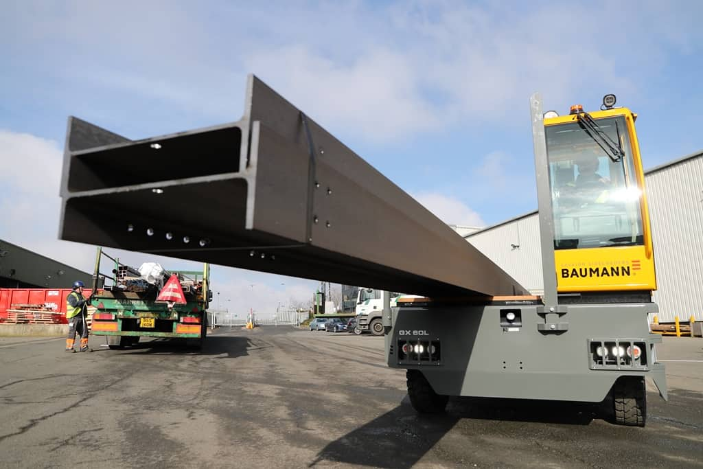 New Fleet For UK's Leading Steel Stockholder